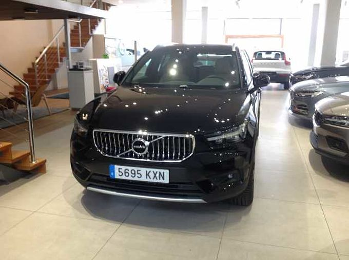 Volvo XC40 XC40 T3 Inscription Manual